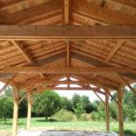 Ossature en bois par MICHENEAU Menuiserie